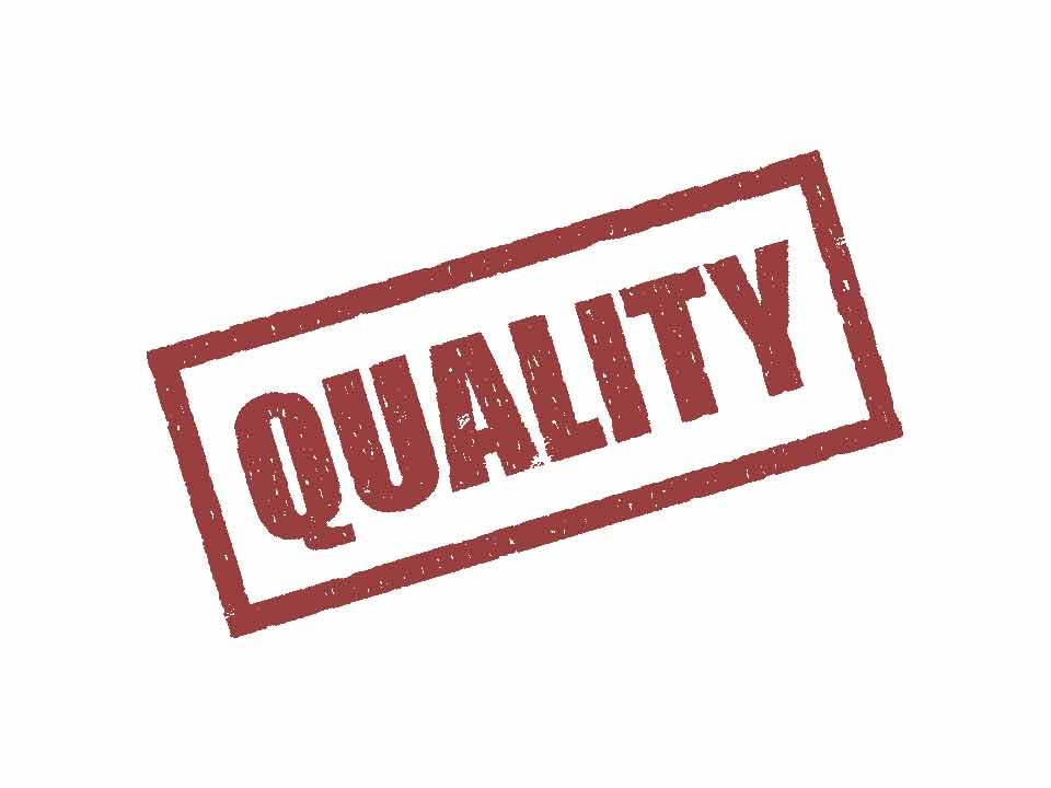 Qualitätsrichtlinie