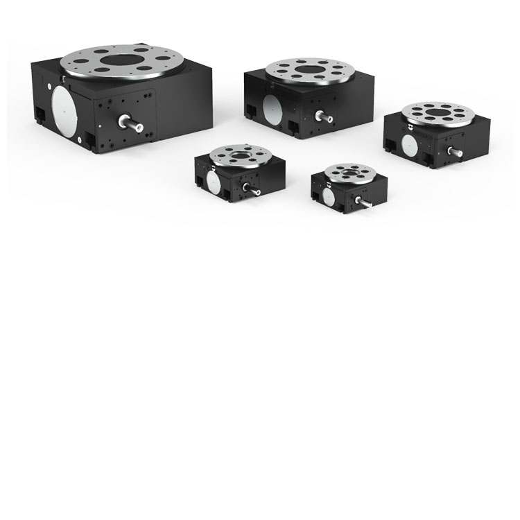 IR - ROTARY TABLES