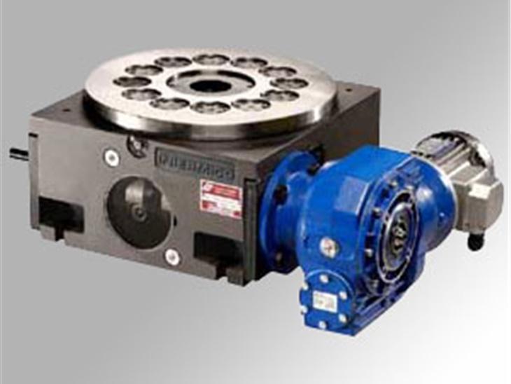 tavole rotanti intermittenti serie IR  per meccanismi industriali