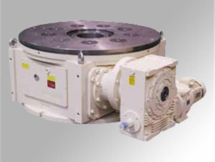 tavole rotanti applicazioni pesanti per meccanismi industriali
