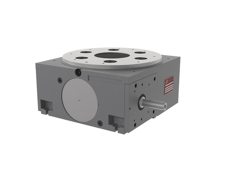 IR : heavy duty rotary table