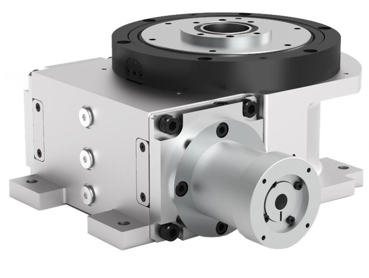 Le tavole rotanti RIG Servo possiedono un'alta capacità di carico e una camma a velocità contante. Precisioni e performance assicurate.